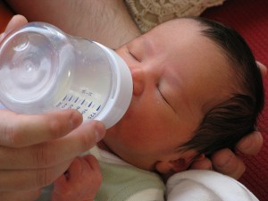 Alimentació infantil 6 mesos